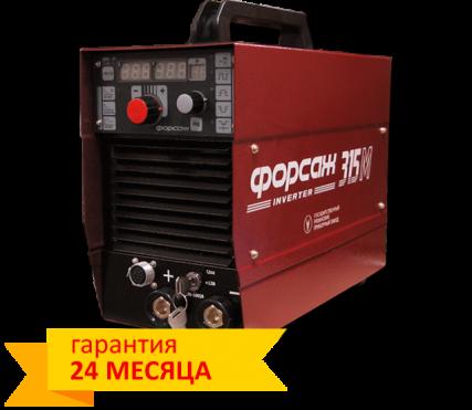 Сварочный инвертор ФОРСАЖ-315М
