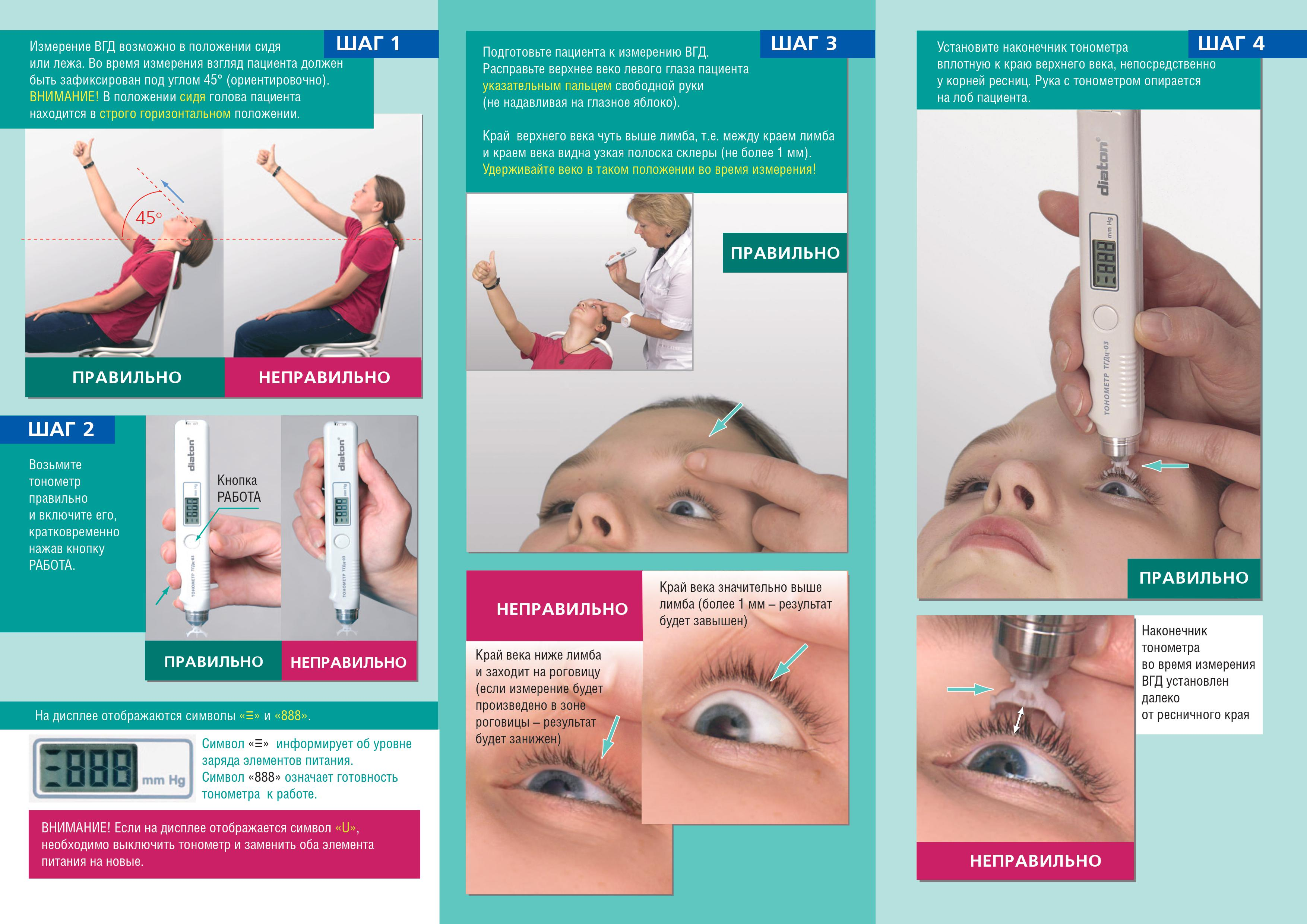 Как измерить глазное давление в домашних условиях: приборы 16